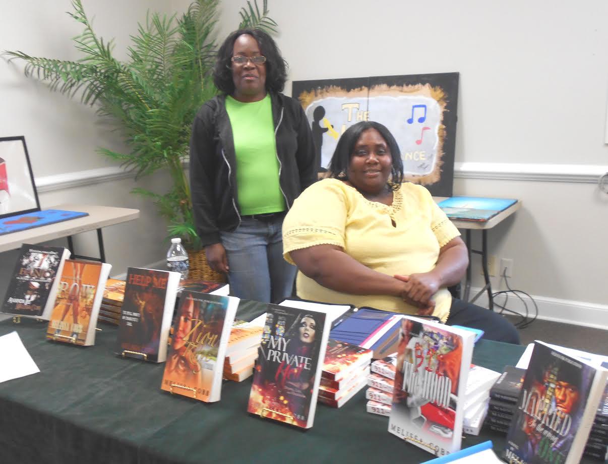 Melissa Cobb Book Signing