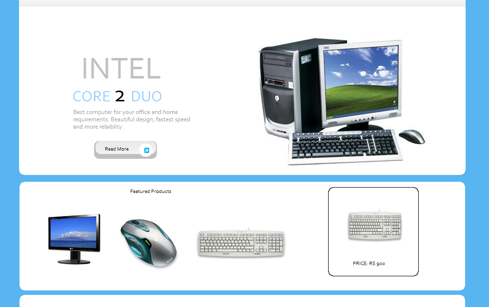 pak computers free web template download 1 computer learning blog