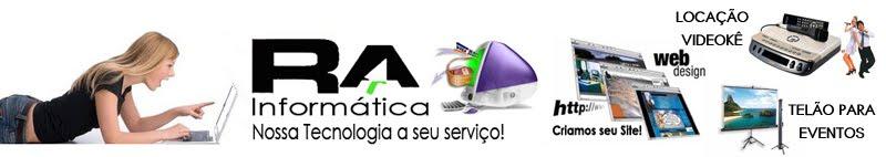 R.A Informática Cruzeiro/SP