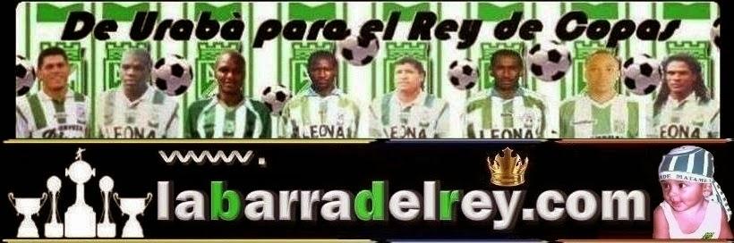 """www.labarradelrey.com - """"La Web del Verde en Urabá"""""""