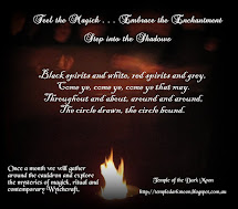 Gather About the Cauldron - monthly Wicca/Pagan group