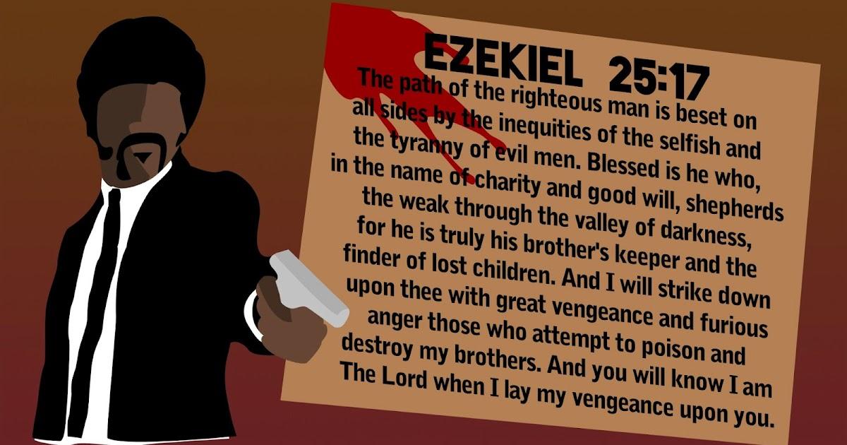 from Dominik ten most bad ass bible verses