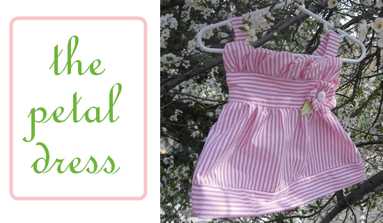 petal dress sewing tutorial