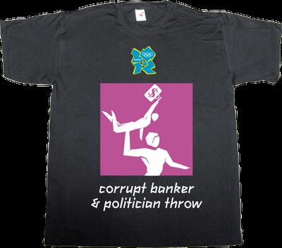 london sport Summer Olympic Games useless capitalism useless Politics t-shirt ephemeral-t-shirts