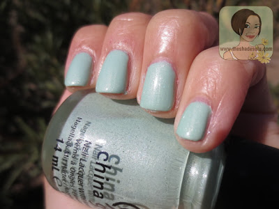  China Glaze Avant Garden