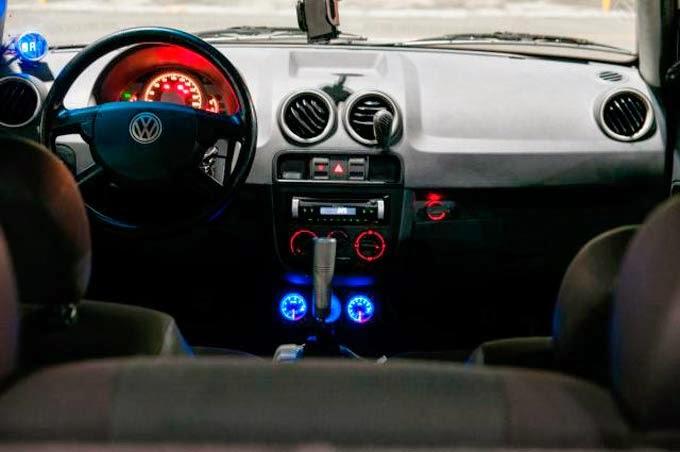 Gol G4 Rebaixado Turbo