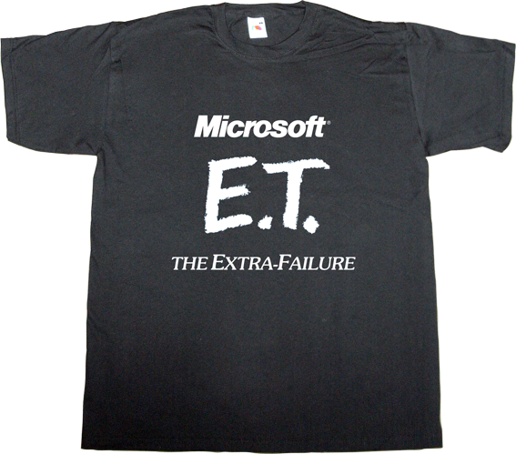 microsoft atari vintage vintage games retro epic fail t-shirt ephemeral-t-shirts