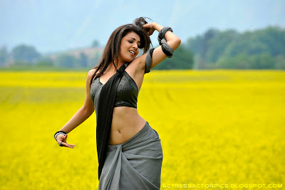 Kajal Agarwal saree pictures