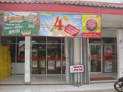 toko di wilayah Cibarusah di kuasai dari berbagai etnis