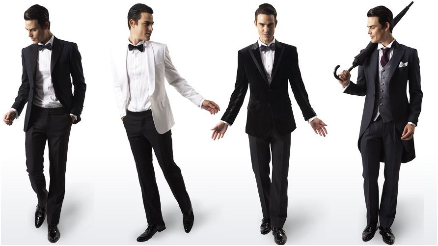 Formal Wedding Attire for Men ~ Men\'s Fashion Wear