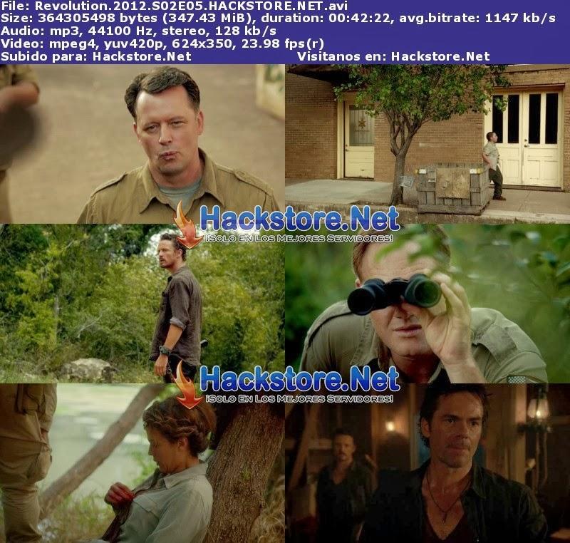 Captura Revolution Segunda Temporada