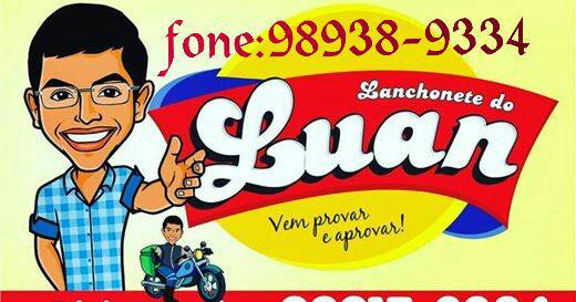 LANCHONETE DO LUAN