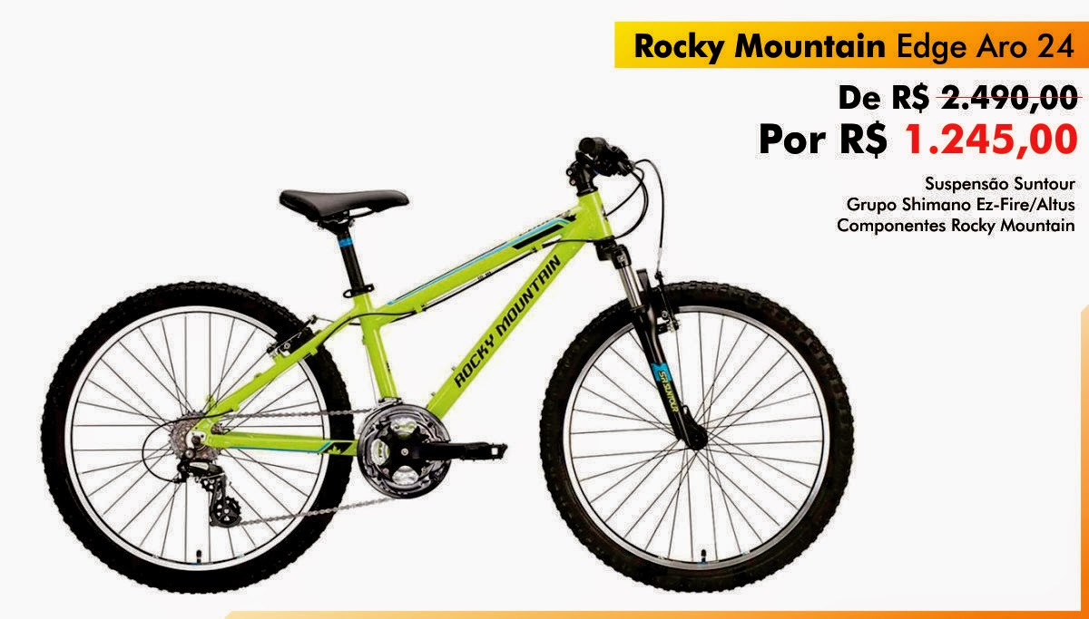 Rocky Mountain Edge Aro 24