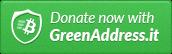 Donazioni in bitcoin