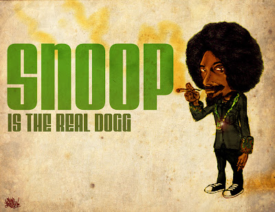 snoop dogg illustrations - snoop dogg art