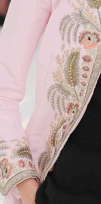 Chanel, details, pink