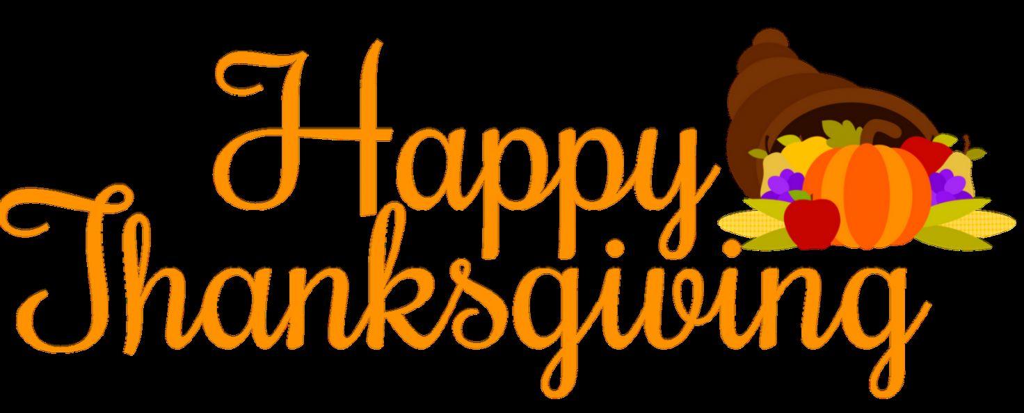 Thanksgiving Turkey Clip Art Borders