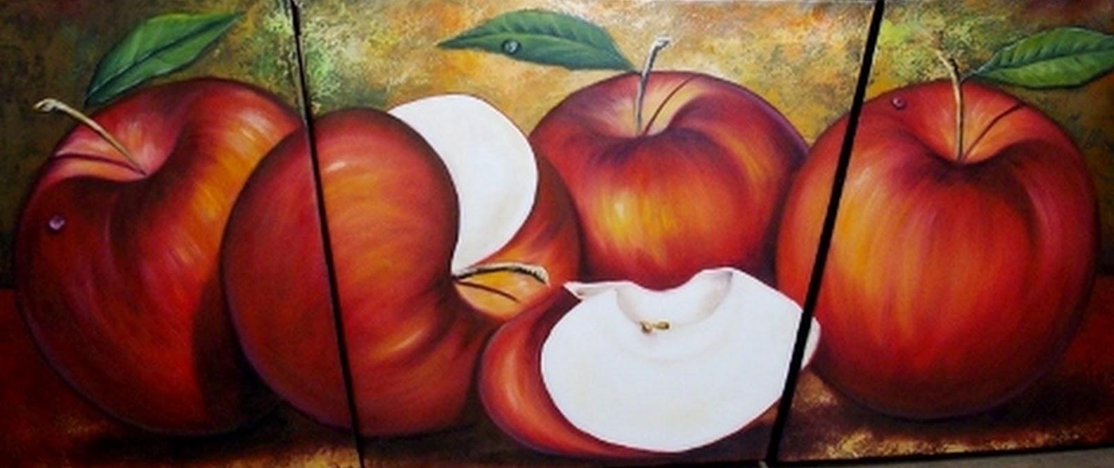 Cuadros modernos pinturas y dibujos bodeg n cuadro - Pinturas bodegones modernos ...