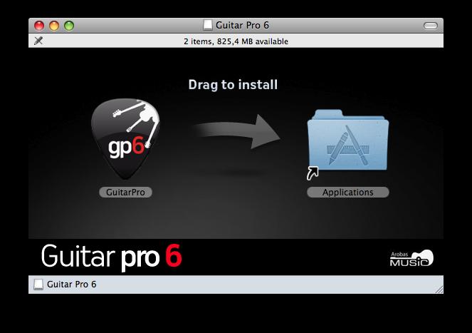 Guitar pro 6 mac os - фото 3