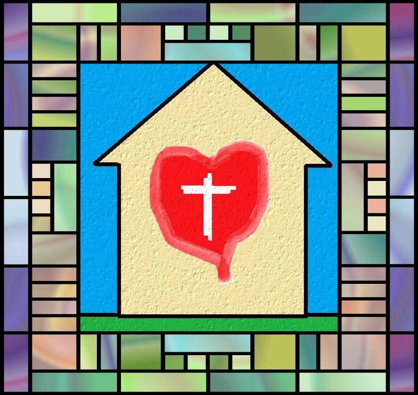"""""""Cristo viva no coração de vocês."""""""