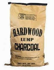Using Lump Hardwood Charcoal: a superior alternative to stinky charcoal briquettes and lighter fluid!