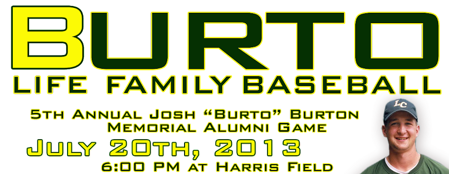 Josh 'Burto' Burton Memorial Alumni Game