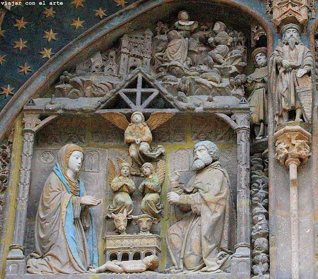 Santa María la Real Aranda de Duero