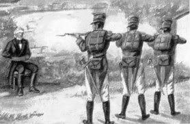 Image result for f imágenes del fusilamiento de miguel hidalgo y Costilla