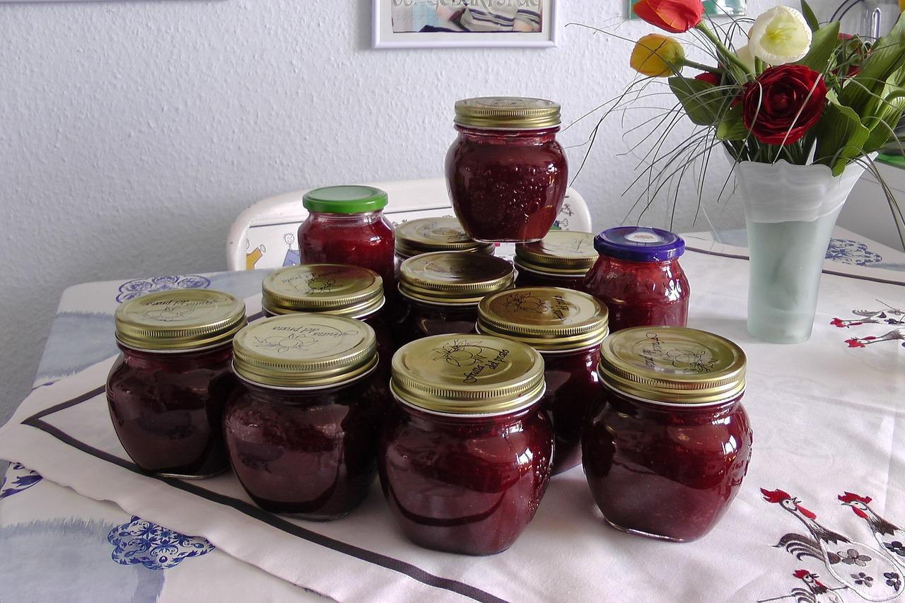 cuisine maison d autrefois comme grand m 232 re recette de confiture de fraises inratable
