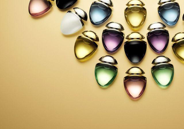 Bulgari fragrances Jewel Charms