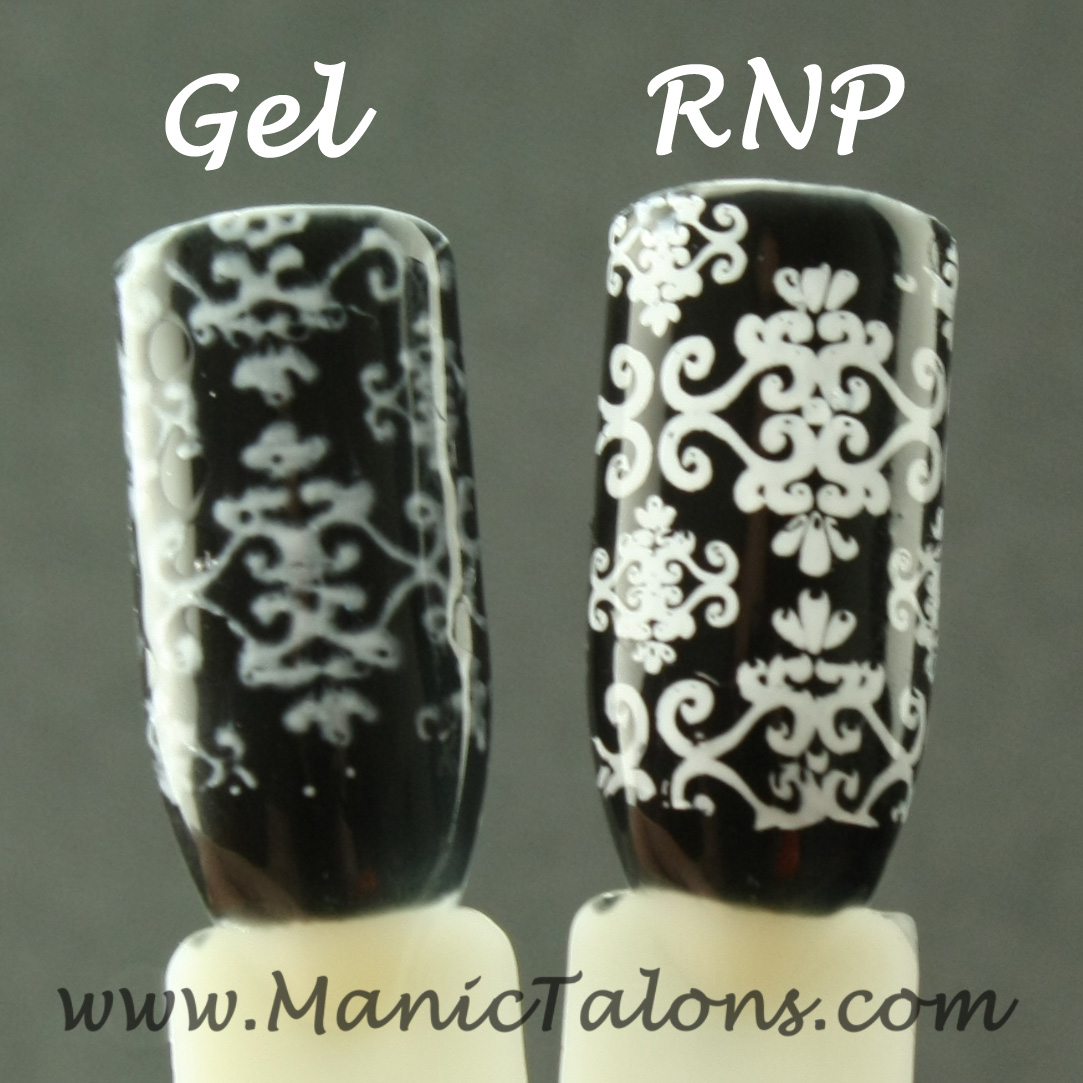 So Can You Stamp With Gel Polish