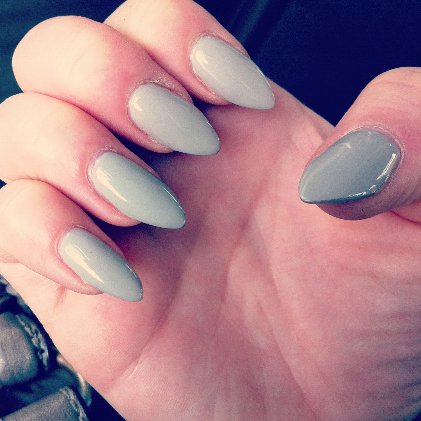 Getting Nailed: Experimenting With Stiletto Nails