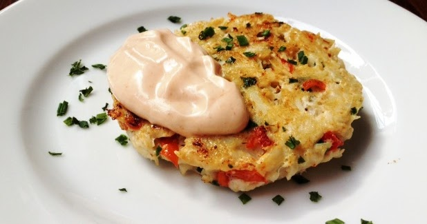 Crab Cakes Without Old Bay Seasoning