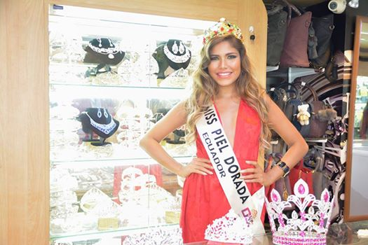 CONCURSO MISS PIEL DORADA 2016-2017