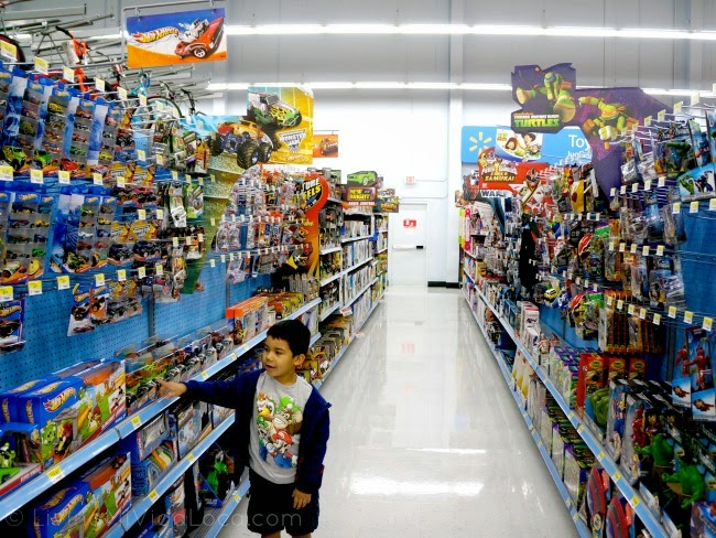 Walmart Toy Aisle Boys : Walmart unveils cyber monday savings of up to and a