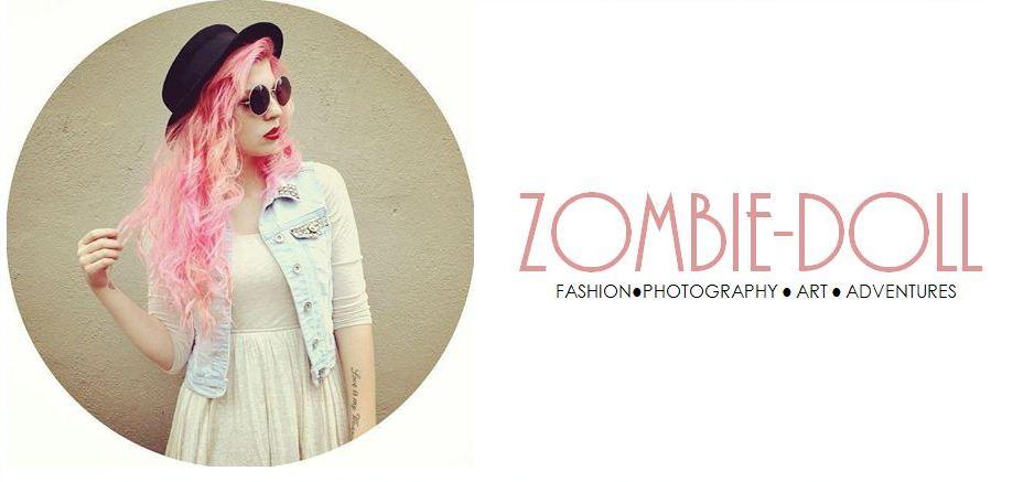 zombie doll ♡