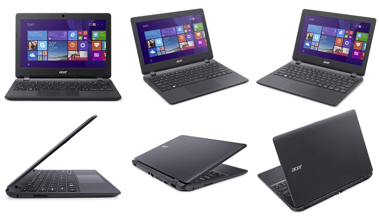 Spesifikasi Dan Harga Acer Aspire ES1 111 Laptop 3 Jutaan