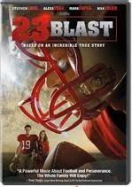 23 Blast DVD Giveaway