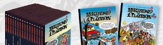 Mortadelo y Filemón - Promociones El País