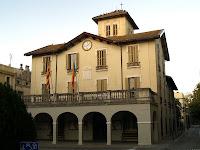 La Torre Lligé actual Ajuntament de Cardedeu