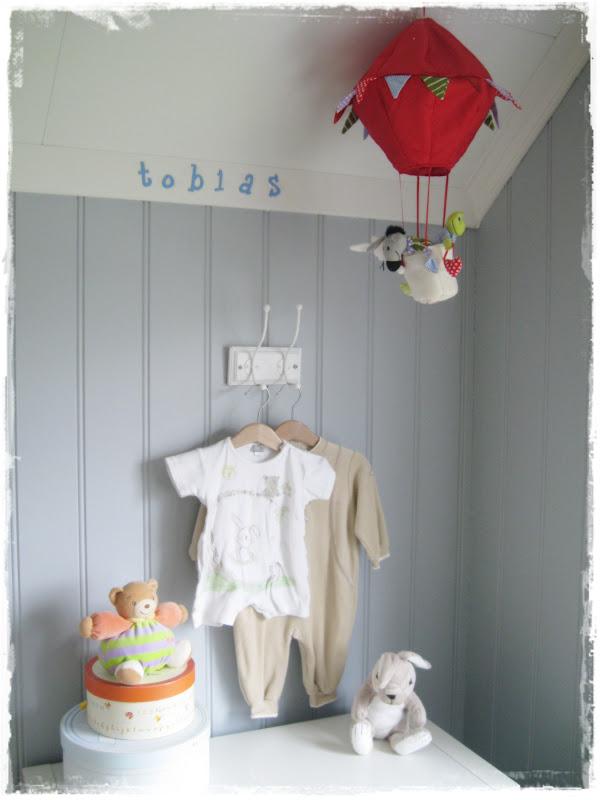 Notre maison: prosjekt makeover   babyrom/gutterom del 2
