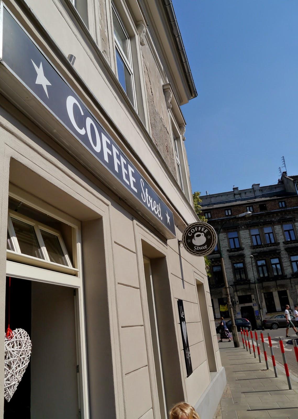 Coffee Street, Dolnych Młynów, Krakow