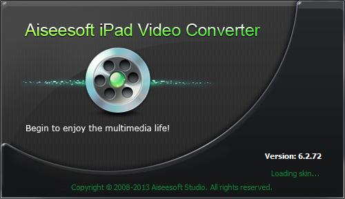 Aiseesoft-iPad-Video-Converter