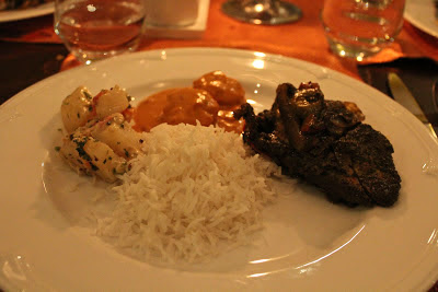 Goan Cuisine at Allegria, Goa