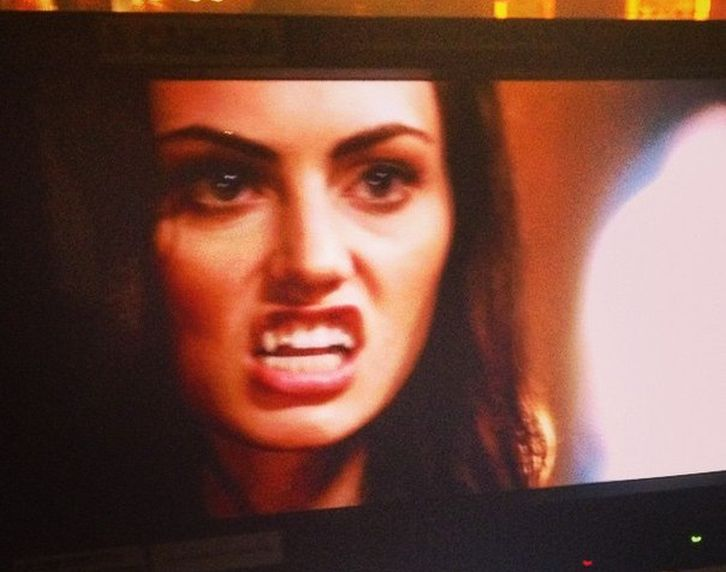 Vampire Diaries Werewolf Face The Originals - Season...
