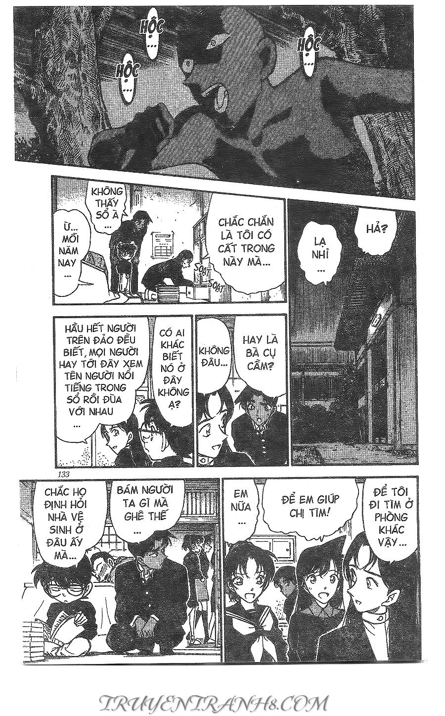 xem truyen moi - Conan Chap 281