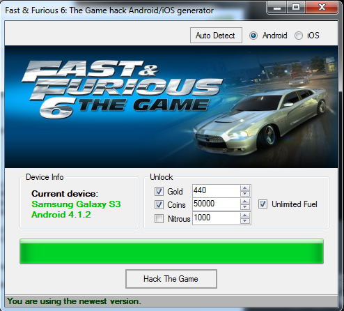 Download Game Fast And Furious Android Apk