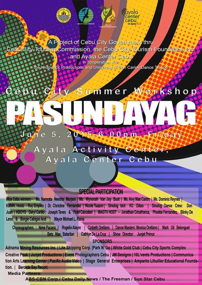 Pasundayag-2015-Cebu