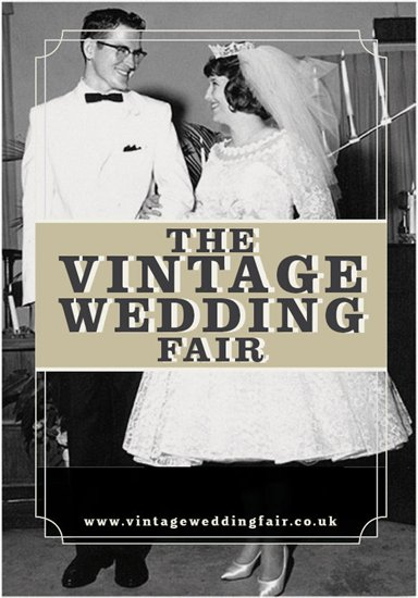 Discover Vintage Is The Founder Of Wedding Fair Which Takes Place In Harrogate London Leamington Spa Chester And Bath