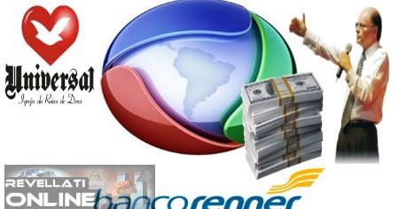 Revellati online edir macedo comprou o banco renner de for Banco exterior banco universal
